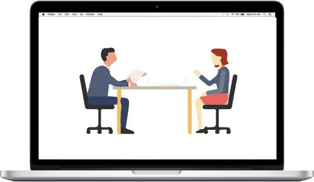 Bước 3 Phỏng vấn ứng viên cao cấp