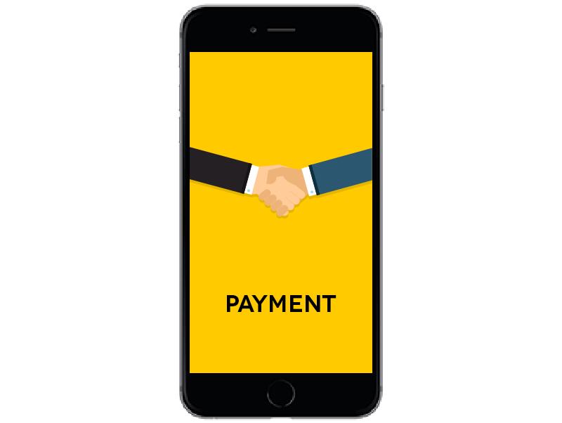 Bước 5 Phương thức thanh toán